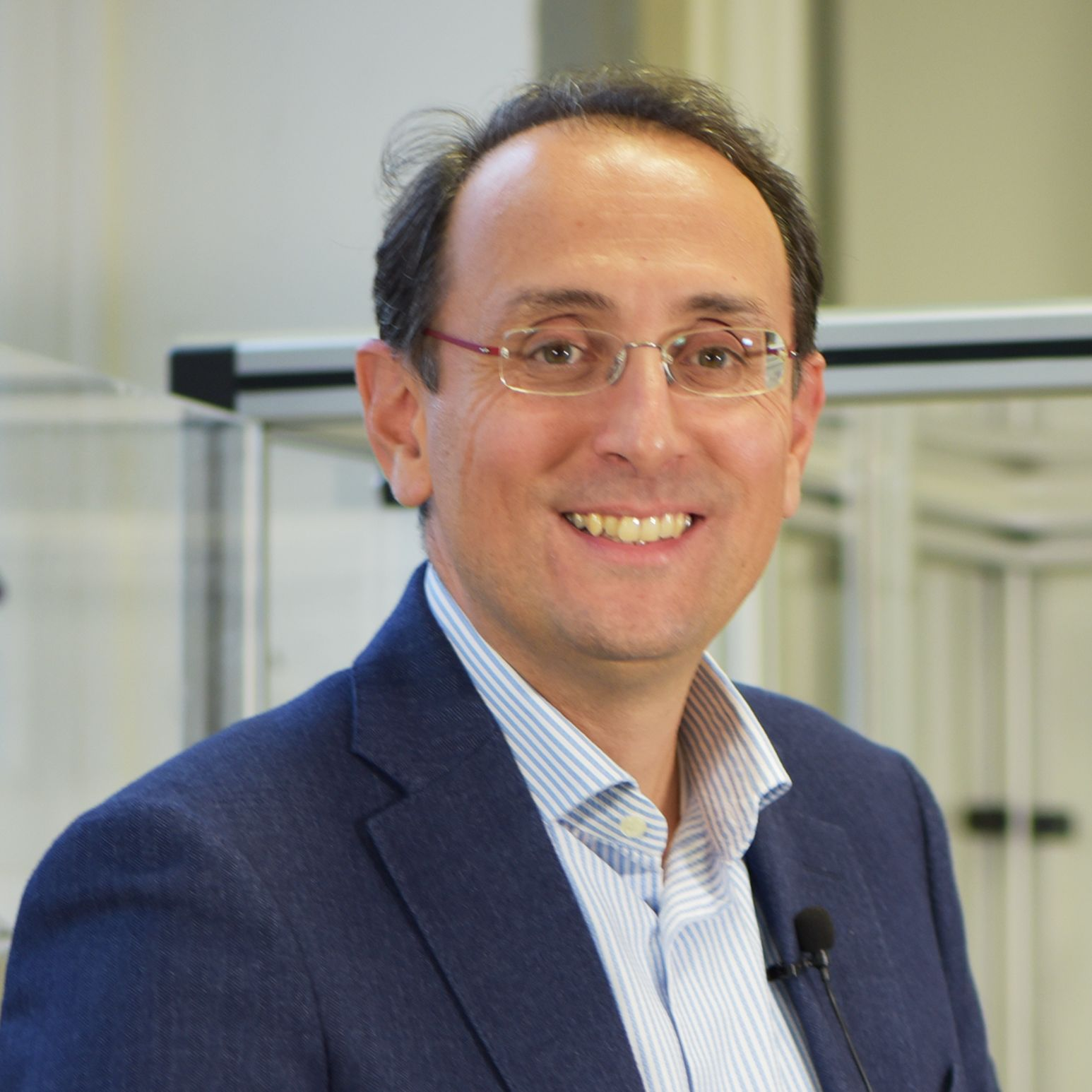 Prof. Dr.-Ing. Marco Liserre — Chair of Power Electronics