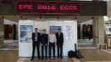 EPE 2016 ECCE in Karlsruhe